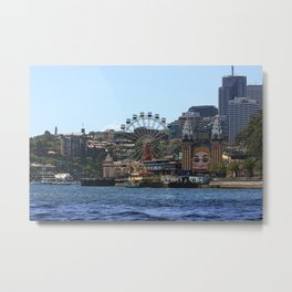 Fair Game Metal Print