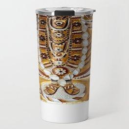 Vishnu Travel Mug