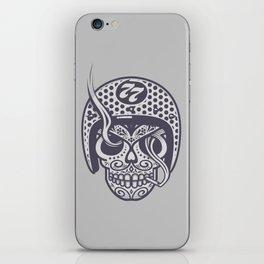 Skull 77 iPhone Skin