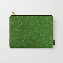 Hillside Green Carry-All Pouch