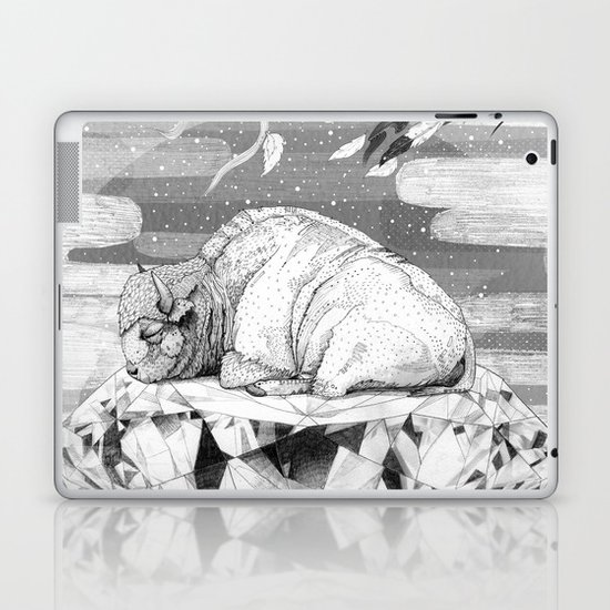 Young Treasure Laptop & iPad Skin