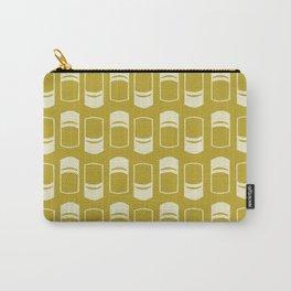Saffron Creme Carry-All Pouch