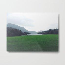Ireland Landscape Metal Print