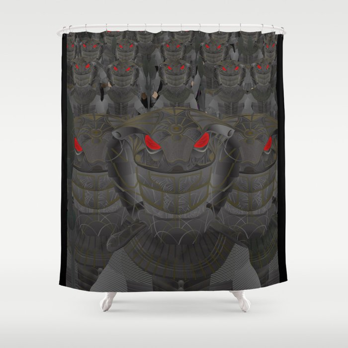 Jaffa Kree - Variant Shower Curtain