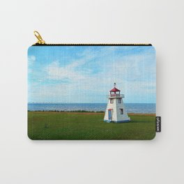 Tiny Lighthouse and Giant Bridge Carry-All Pouch