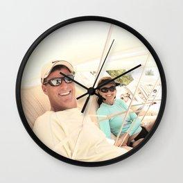 cayman Wall Clock