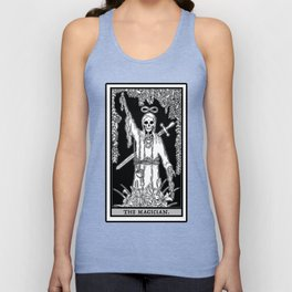The Magician Unisex Tank Top
