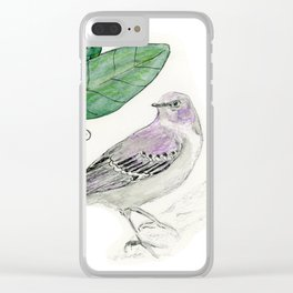 Mississippi Clear iPhone Case