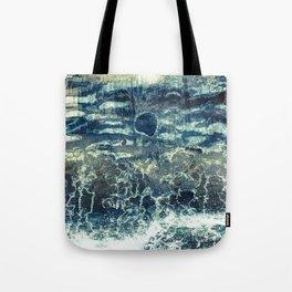 Manmade Waterfall Tote Bag