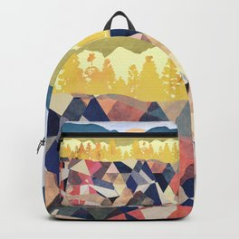 Fall Afternoon Light Backpack
