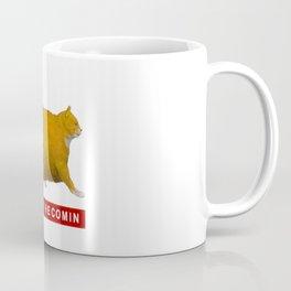 OH LAWD HE COMIN Meme Coffee Mug