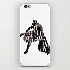 Batman iPhone & iPod Skin