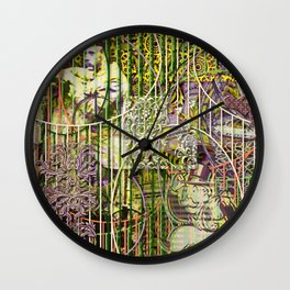 The Industrial Inevitability of Circular Crust Wall Clock