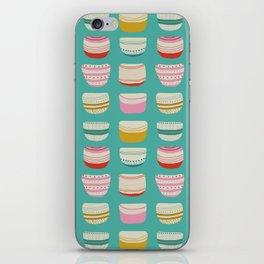 Bowl fabric pattern iPhone Skin