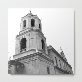 Cebu Metropolitan Cathedral Metal Print
