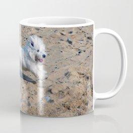 Beach dog - Norfolk Coffee Mug