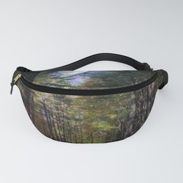 Magical Moonlit Forest Fanny Pack