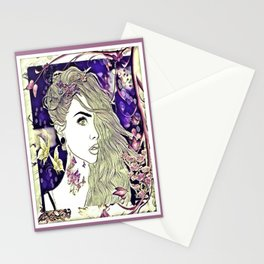 Having Sweet Thoughts Of You Stationery Cards