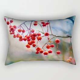 Berries Rectangular Pillow