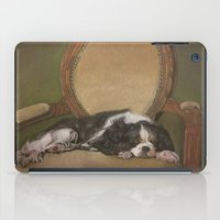 downton abbey iPad Cases featuring Abbey by Ambre Wallitsch