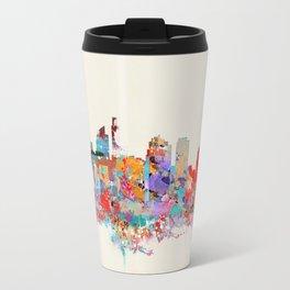 Philadelphia Pennsylvania skyline Travel Mug