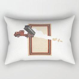 Torn Around — Unload Rectangular Pillow