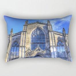 St Giles Cathedral Edinburgh Rectangular Pillow