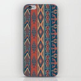 Navajo Geometric Pattern iPhone Skin