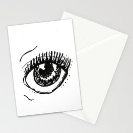 Inky Eye Stationery Cards