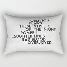 Bastille #2 Rectangular Pillow