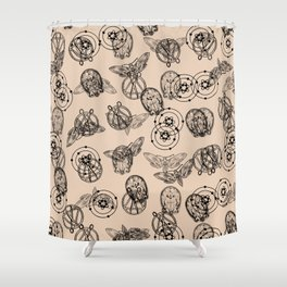 Suits Shower Curtain