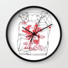 Takeout II Wall Clock