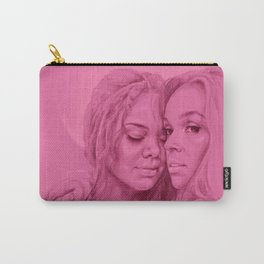 like the sun going down, maybe Carry-All Pouch