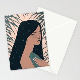 jungle soul Stationery Cards