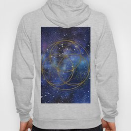 Space mandala Hoody