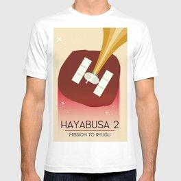 Hayabusa 2 Space Art. T-shirt