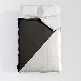 BLACK/WHITE Comforters