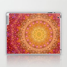 Love Will Find A Way -- Kaleidescope Mandala in the colors of Love Laptop & iPad Skin