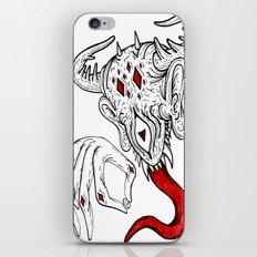 devil iPhone & iPod Skin