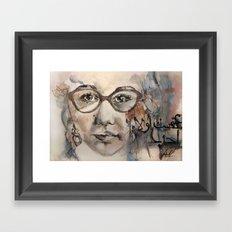 Russian Rivers Framed Art Print