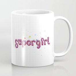 Supergirl Coffee Mug