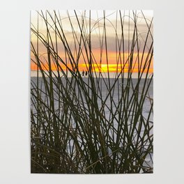 A Walk on the Beach Poster