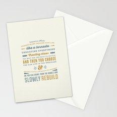 Tragedy - Veronica Mars Stationery Cards