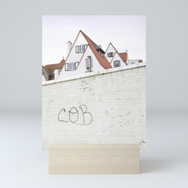 Hidden Houses And Lost Graffiti Mini Art Print