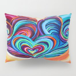 Intertwined Souls Pillow Sham
