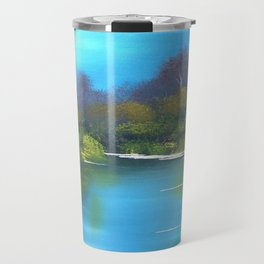 River view Travel Mug