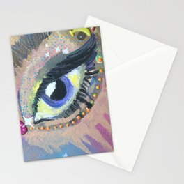 Lazy Eye Stationery Cards