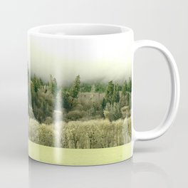 Muted Color Hillside Coffee Mug