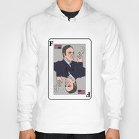 house of cards Hoodies featuring Francis Underwood - House of Cards by KODYMASON
