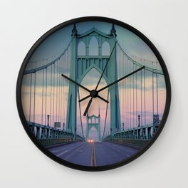 St John's Epiphany Wall Clock